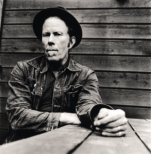 Tom Waits, @Anton Corbijn