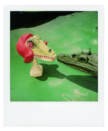 Nobuyoshi Araki, Polaroid, s.d., polaroid Courtesy l'artista e Yoshiko Isshiki Office, Tokyo
