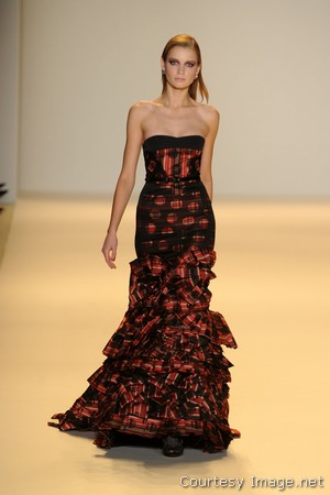 Carolina Herrera winter 2010