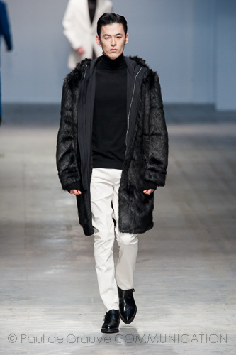 Costume National Fall Winter 2014/15 ph: D. Munegato / PdG Communication