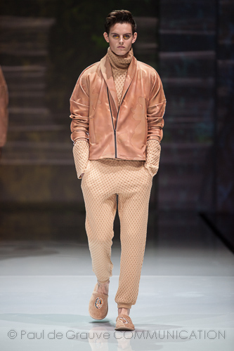 Julian Zigerli Fall Winter 2014/15 ph: D. Munegato / PdG Communication