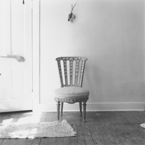 "FRANCESCA WOODMAN  ""Untitled"", Providence, Rhode Island, 1978, courtesy Estate Francesca Woodoman, New York e Galleria Massimo Minini, Brescia"