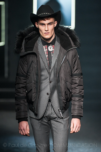 Philipp Plein Fall Winter 2014/15 ph: D. Munegato / PdG Communication
