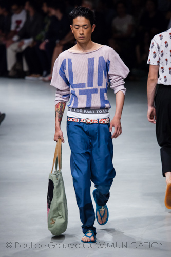 Vivienne Westwood Spring Summer 2014 ph: D. Munegato / PdG Communication